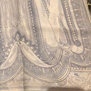 Vintage Etro Scarf 100% silk